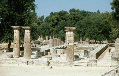 Heraion di Olimpia