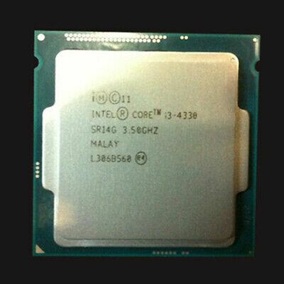 INTEL i3-4330 cuarta generación