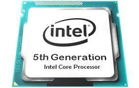 INTEL i5-5675 quinta generación