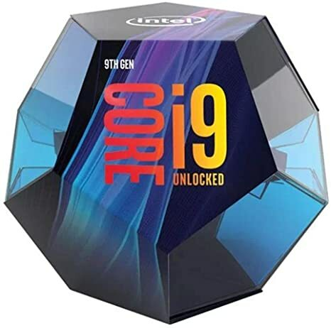 INTEL i9-9900K novena generación