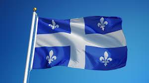Création du drapeau du Québec