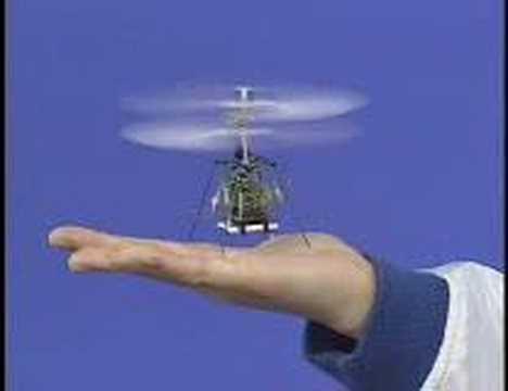 Epsom saca el robot mas pequeño conocido