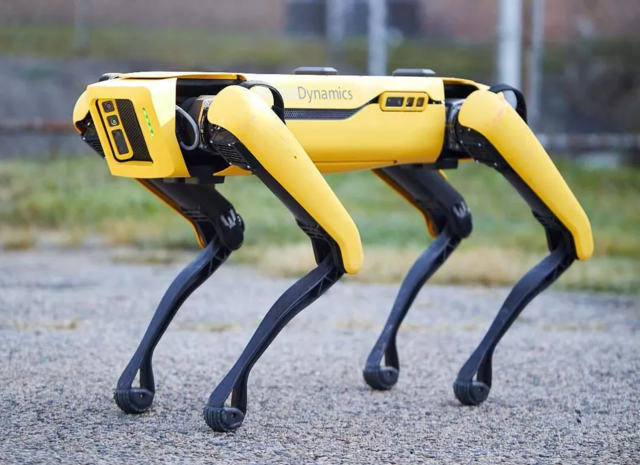 Spot es lanzado por Boston Dynamics
