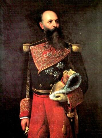 Fue presidente provisional hasta que empezó el periodo constitucional que culminó el 20 de febrero de 1877.