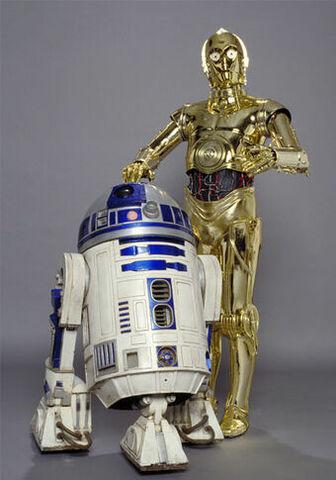 Inspiracion de Star Wars