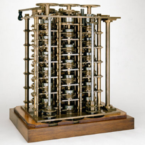 The Analytical Engine was invented by Charles Babbage