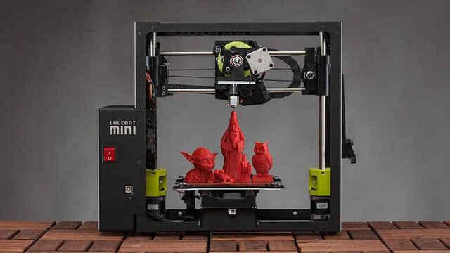 La impresión 3D al alcance de todos