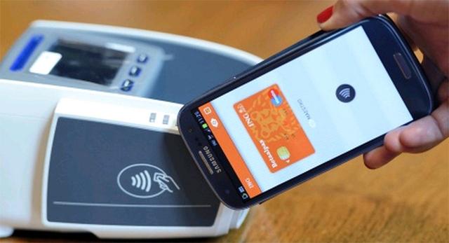 Pagar con NFC