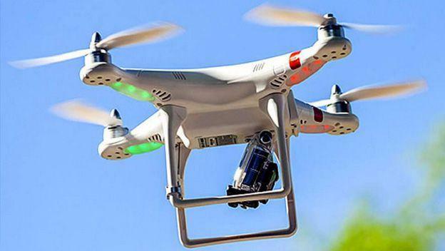 Se popularizan los Drones