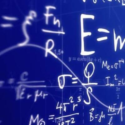 Eventos de la física  timeline