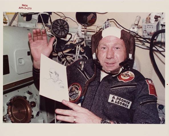 Alekséi Leónov
