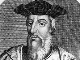 chegada Vasco da Gama