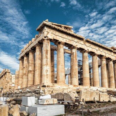 La Antigua Grecia - Carla Cabrera timeline