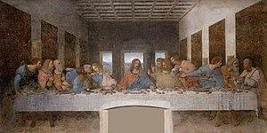 L'últim sopar-Leonardo Da Vinci