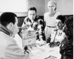 Droit de vote des peuples autochtones