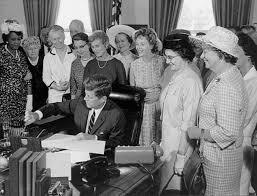 The Equal Pay Act Passes