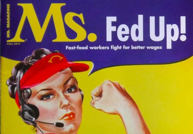 Gloria Steinem Starts Ms. Magazine