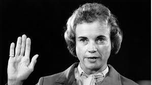 Sandra Day O'Connor becomes the first woman appointed to the U.S. Supreme Court