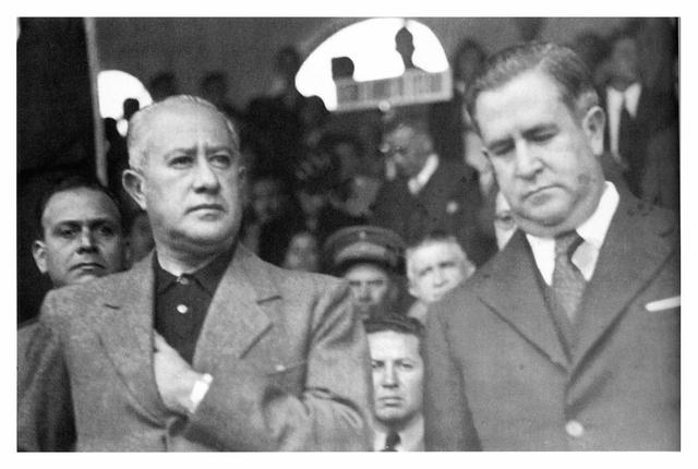 Construcción del sistema político mexicano (1940-1968).