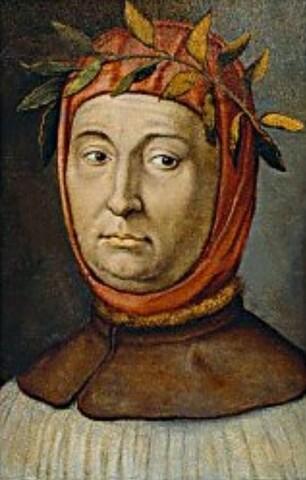 Nacimiento de Francesco Petrarca