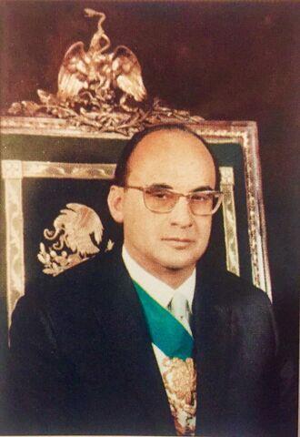 Presidencia de Luis Echeverria.