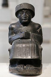 statuetta di Gudea