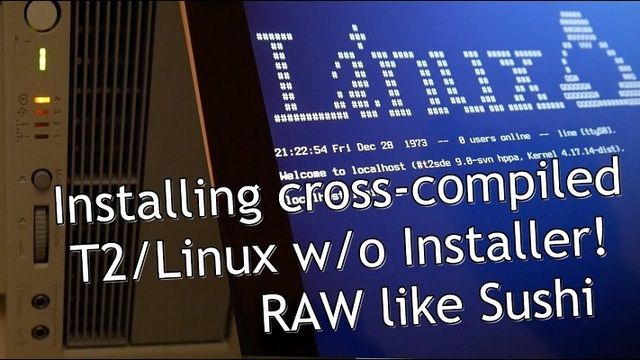 PA-RISC Linux