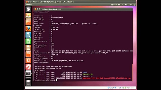 Phayoune Secure Linux