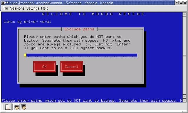 Mindi Linux