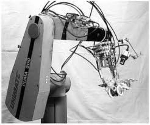 Brazo manipulador programable universal