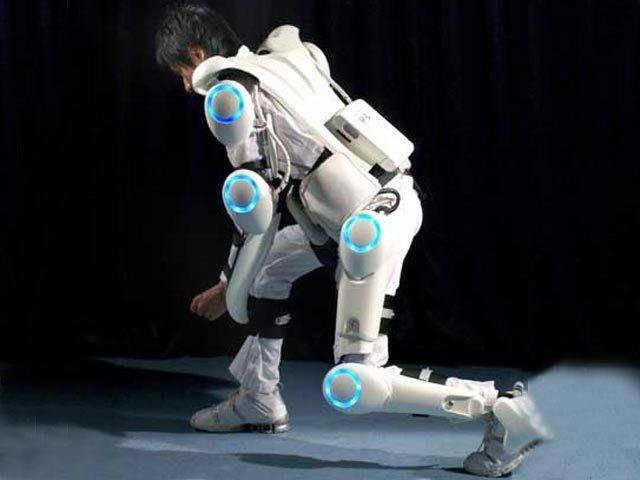 Esqueleto Asistencial Híbrido (HAL)