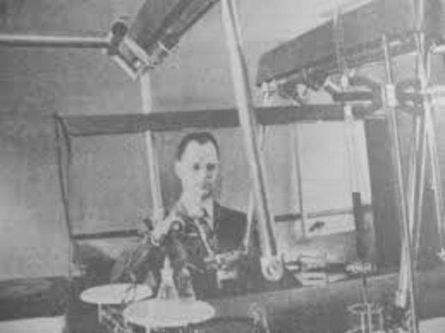 Primeros Teleoperadores Mecánicos