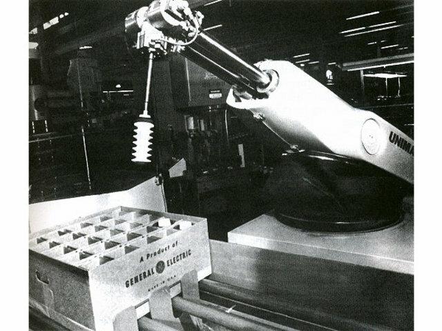 Primer Patente de Robot