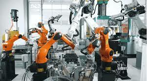 Industria del robot
