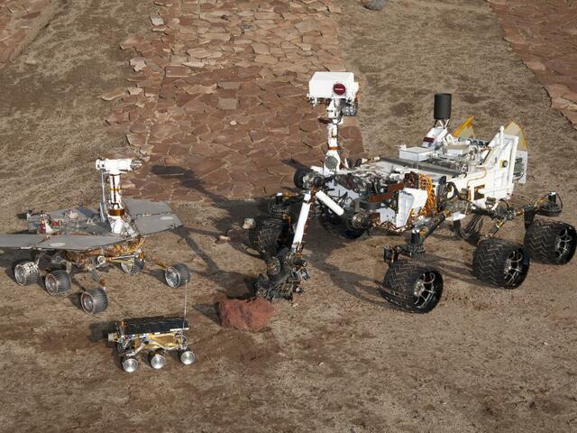 Pathfinder de NASA