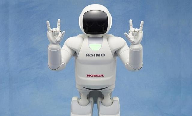 ASIMO mejorado