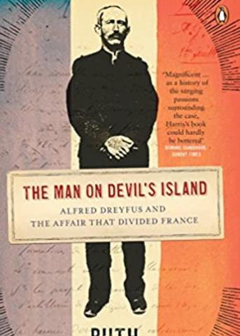 Dreyfus Alfred sent to Devils island
