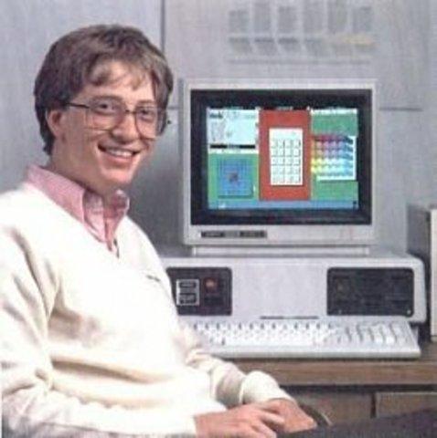 Primer Sistema Operativo de Microsoft