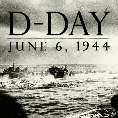 D-Day (June 6th, 1944)