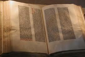 BIBLIA DE 42 LÍNEAS
