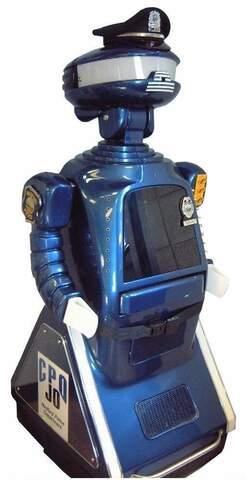 Officer Mac, 21st Century Robotics