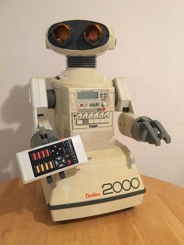 Omnibot, Tomy Company