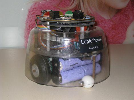 iRobot's Swarm