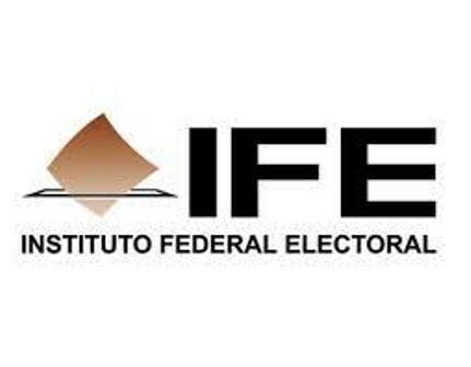 Creación del IFE.