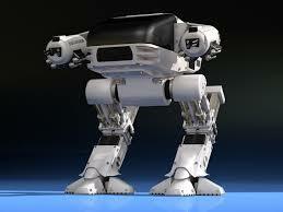 Robot biped