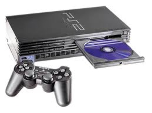 Play station 2 (SCPH-5000x)
