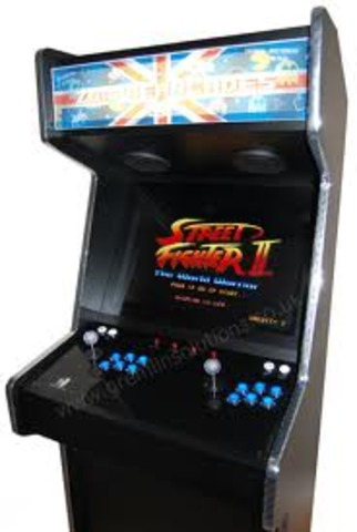Early arcade games