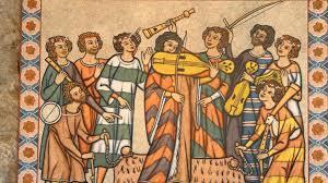 Musica Medieval(450- 1450 d. C.)