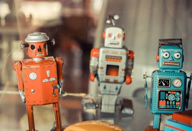 Solicitud de patente para diseño del robot