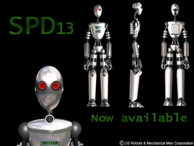 """SPD-13 (apodado """"Speedy"""")"""